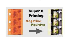 Negative to Positive Printing