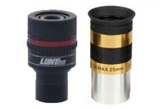 Lunt and Coronado Solar Eyepieces