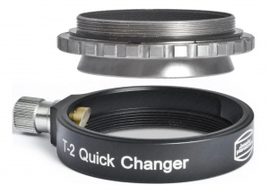 Baader Heavy duty T-2 TQC/TCR Quick Changing System (T-2 part #06A & #07)