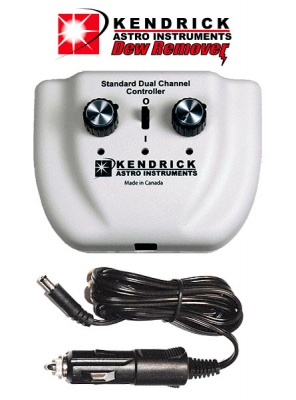 Standard Kendrick DUAL Channel Dew Controller - 2x Channels 4x outputs