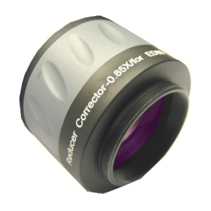 0.85x Focal Reducer/Corrector for Evostar-ED DS-PRO Telescopes
