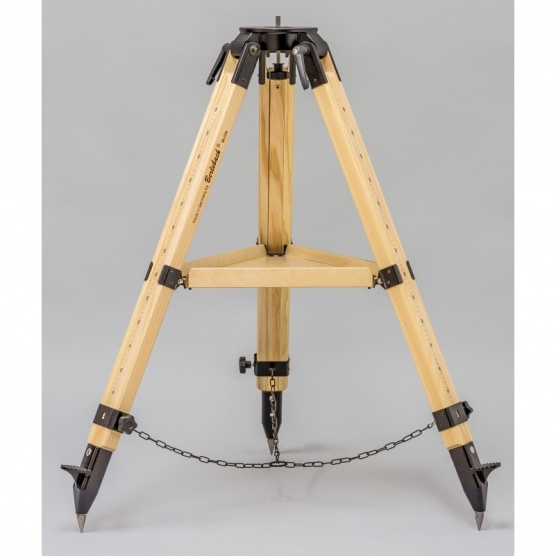 Berlebach Tripod UNI-28 with Double Clamps for HEQ5, AZ-EQ5, NEQ6, EQ6-R, AZ-EQ6 or AVX Mounts