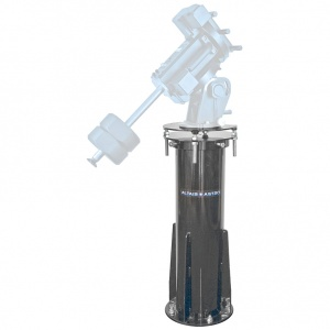 Altair Skyshed 8'' Observatory Pier with Anti-Vibration Fins