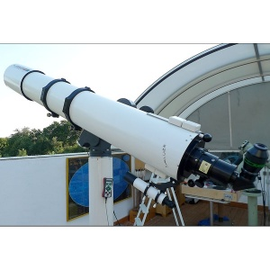 APM LZOS ED 228mm F2050 APO Refractor Telescope Lens In Cell Only