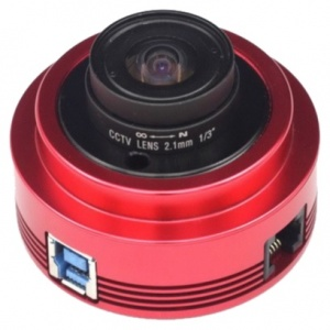 ZWO ASI120-S USB3.0 CMOS Camera with Autoguider Port