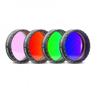 Baader LRGB CCD-FILTERSET (2mm glass thickness, 4 filters)  / with LPFC