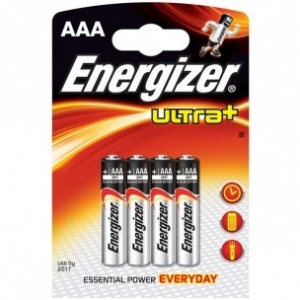AAA 1.5V Batteries (Pack of 4)