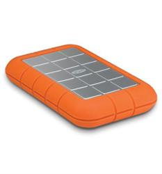 Lacie Rugged Hard Disk FireWire 800, FireWire 400 & Hi-Speed USB 2.0 500GB