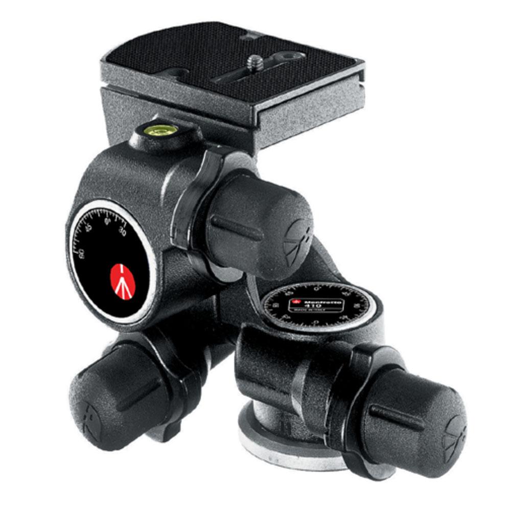 Manfrotto 410 Junior Geared Head Widescreen Centre
