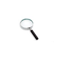 Classic Hand Magnifier 3.5x, Glass, 50mm/ 2''