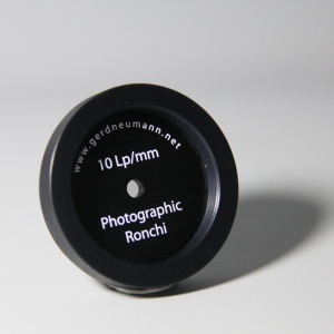 Ronchi Eyepiece Photographic 10L/mm
