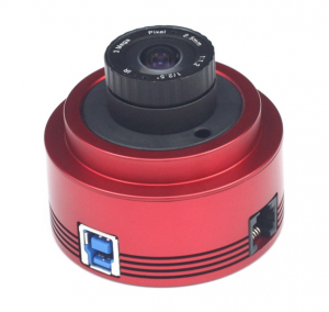 ZWO ASI178 USB3.0 Back-Illuminated CMOS Camera