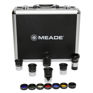 Meade Series 4000 Super Plossl Eyepiece & Filter Set