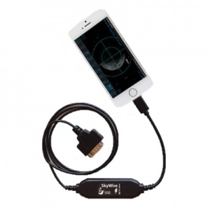 SkyWire Telescope Control Cable for iPhone, iPad and iPod Touch