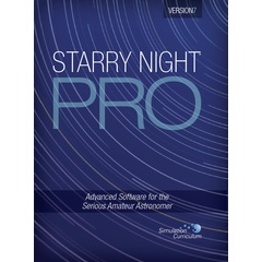 Starry Night Pro 7 Astronomy Software