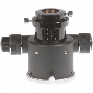 DUAL-SPEED 2'' CRAYFORD FOCUSER FOR SCT TELESCOPES