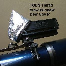 Telrad View Window Dew Cover (TGDS)