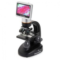 Celestron TetraView LCD Digital Touch Screen Microscope