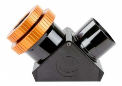 Celestron 1.25″ and 2'' Dielectric Diagonal with Twist-Lock
