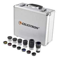 Celestron 1.25'' / 2'' Eyepiece and Filter Kits