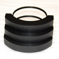 Pack of three 2 Inch Filter Holders