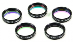 IDAS RGB Type 4 Filters