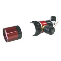 Lunt 60mm Ha Telescope with Pressure Tuner + Double-Stack 60 Filter