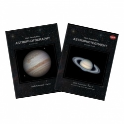 High Resolution Astrophotography DVD Part I + II by Damian Peach[1]