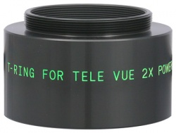 Tele Vue T-Ring for 2x Powermate