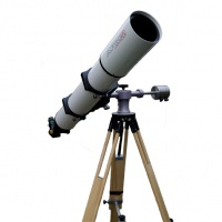 APM Super ED 130 mm F1200 APO Refractor Telescope 3.5'' Feathertouch