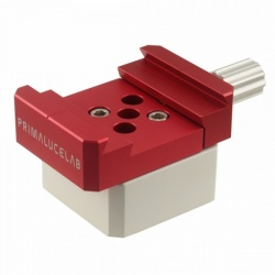 Primaluce Lab PLUS Premium Dovetail Clamp with 1kg Counterweight
