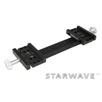 Starwave Dual Vixen/Synta 1.75'' side by side dovetail bar kit (230mm OTA separation)