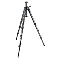 Manfrotto 057 Carbon Fiber Tripod, 3 Sections Geared