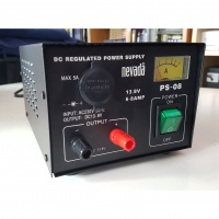 Nevada PS-08 Linear 6-8A Power Supply