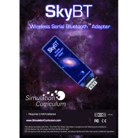 SkyBT Wireless Telescope Control System