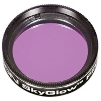 Orion USA SkyGlow Broadband Eyepiece SCT Filter