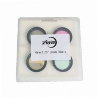 ZWO CCD LRGB Filter-Set 1.25'' Optimised for ZWO ASI1600 Cameras