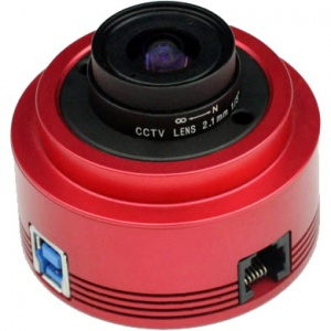 ZWO ASI290 USB3.0 CMOS Camera with Autoguider Port