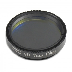 ZWO OIII 7nm Narrowband Filter 1.25''
